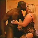 Сuckold and slut wife for black cock